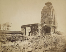 [Temple at Deo.]